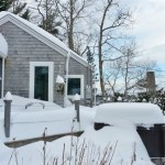 Paradise Cottage after the second December storm